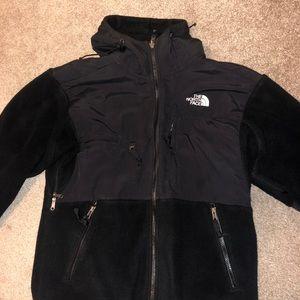 North Face Denali Mens Hooded Jacket